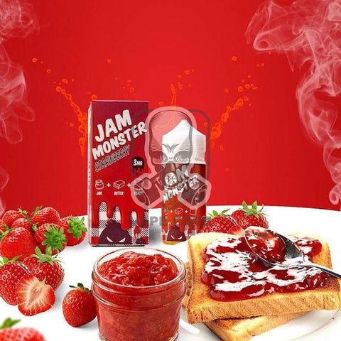 Strawberry | <br> by Jam Monster