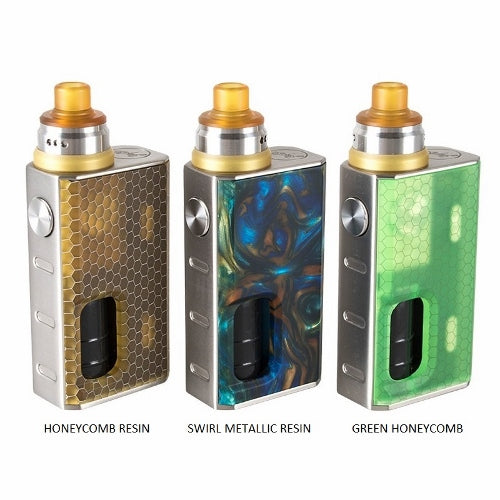Luxotic BF Kit | <br>by Wismec | squonker | VapeCave | Australia