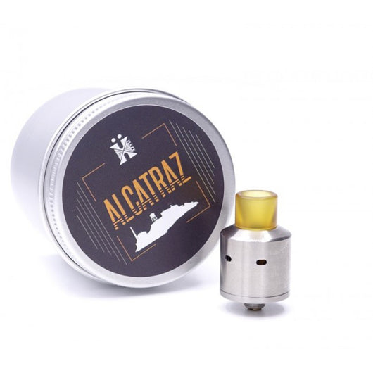 Buy Alcatraz RDA | <br> by Häze - Häze - Vape Shop Melbourne Australia's Premier Shopping Destination Vape Cave