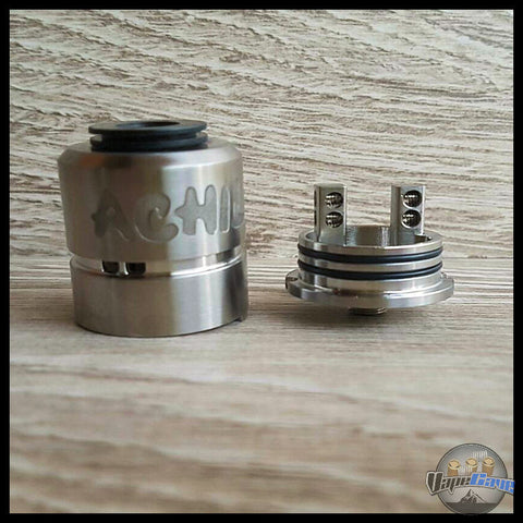 The Achilles RDA 28.5mm | <br> by Vape God Modz