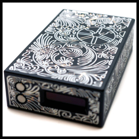 Plaque 150W Box Mod | <br> by asMODus