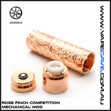 Rose Finch Competition | <br> Mechanical Mod by asMODus