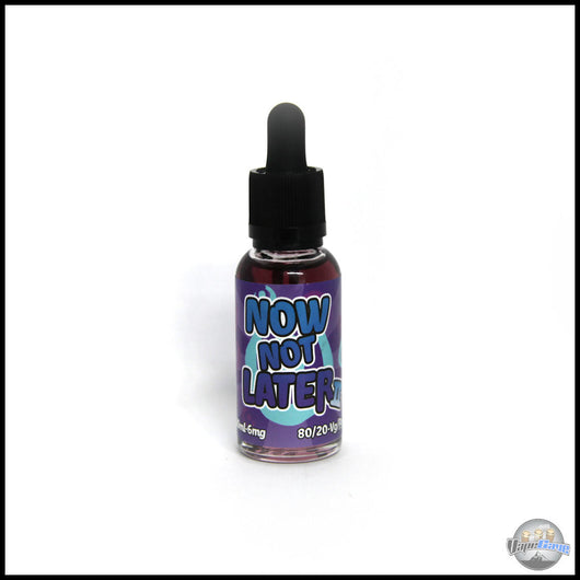 Now Not Later II | <br> by Candy Cloudz - Candy Cloudz - Vape Shop Melbourne Australia's Premier Shopping Destination Vape Cave