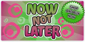 Now Not Later | <br> by Candy Cloudz | e-Juice | VapeCave | Australia