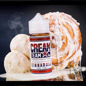 Cinnaroll  | By<br> Creme Team by Jam Monster | e-liquid | VapeCave | Australia