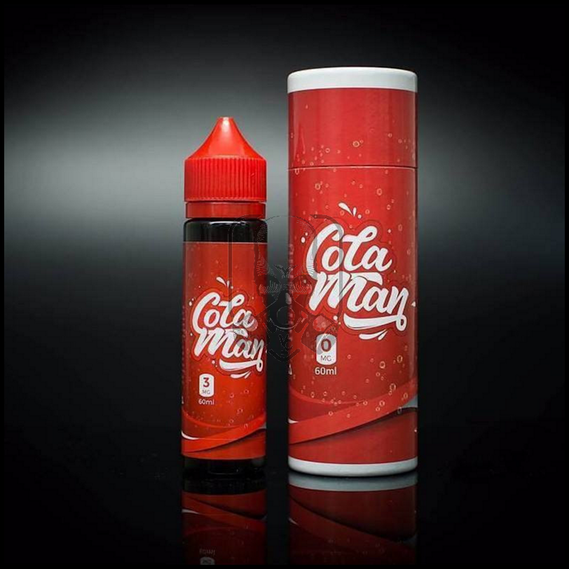 Cola Man |<br> by Cola Beverage