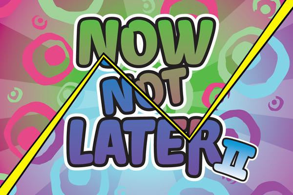 Now Not Later II | <br> by Candy Cloudz - Wholesale Vape Supply | E-Liquids | Mods | Electronic Cigarettes Drip Cave®