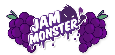 Grape  | <br> by Jam Monster | e-Juice | VapeCave | Australia