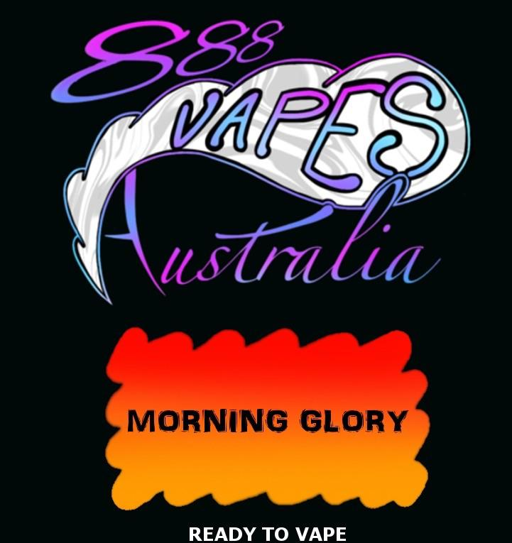 Morning Glory | <br> by 888 Vapes