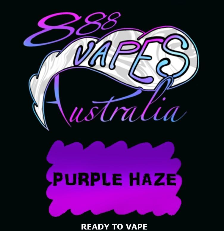 Purple Haze | <br> by 888 Vapes