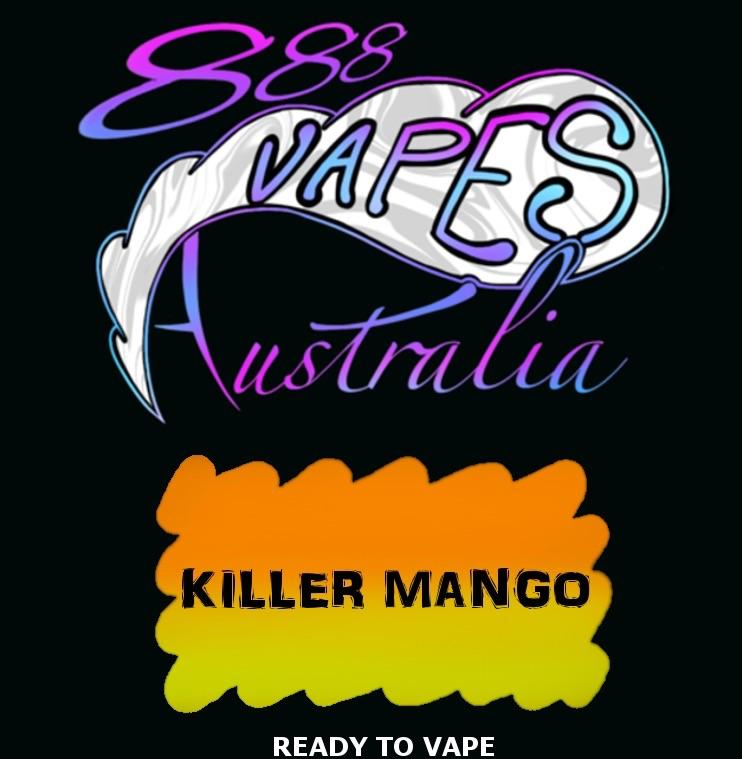 Killer Mango | <br> by 888 Vapes