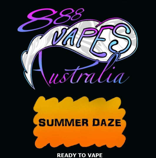 Summer Daze | <br> by 888 Vapes - 888 Vapes - Vape Shop Melbourne Australia's Premier Shopping Destination Vape Cave