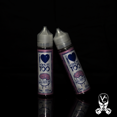 I Love Donuts Too | <br> by Mad Hatter Juice | eJuice | VapeCave | Australia