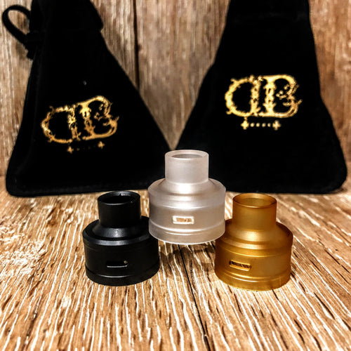 Integral Low Pro Cap | <br> by DB Mods