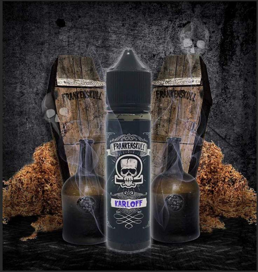 Buy Karloff |<br> by FrankenSkull E-Liquid - FrankenSkull E-Liquid - Vape Shop Melbourne Australia's Premier Shopping Destination Vape Cave