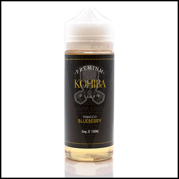 Blueberry Tobacco Eliquid <br>| by KOHIBA | eliquid | VapeCave | Australia