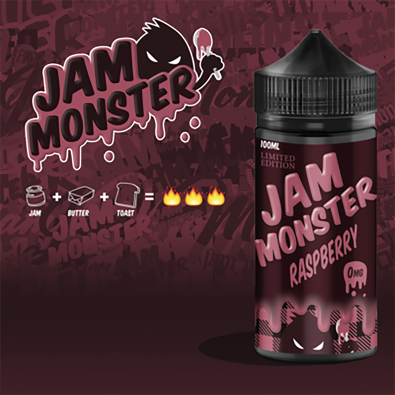 Raspberry  | <br> by Jam Monster