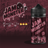 Raspberry  | <br> by Jam Monster - VapeCave®.com.au Australia | Australia's Premier Vape Shop Destination