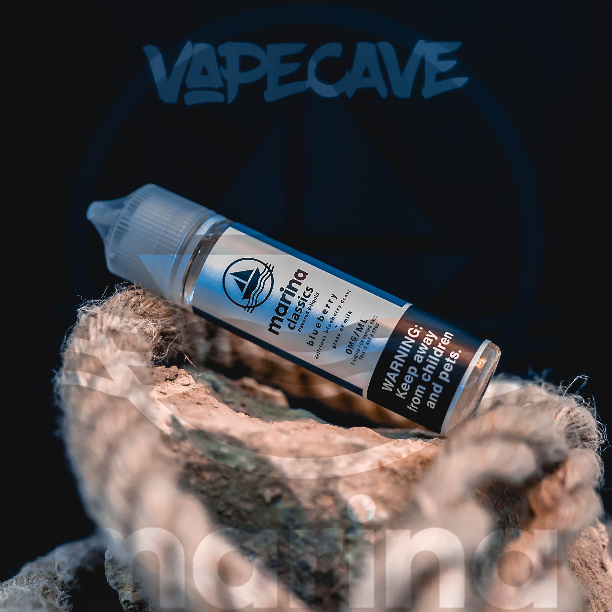 Blueberry Donut  by | <br> Marina Classics eJuice