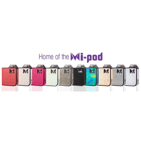 Mi-Pod Digital Collection | <br> by Smoking Vapor