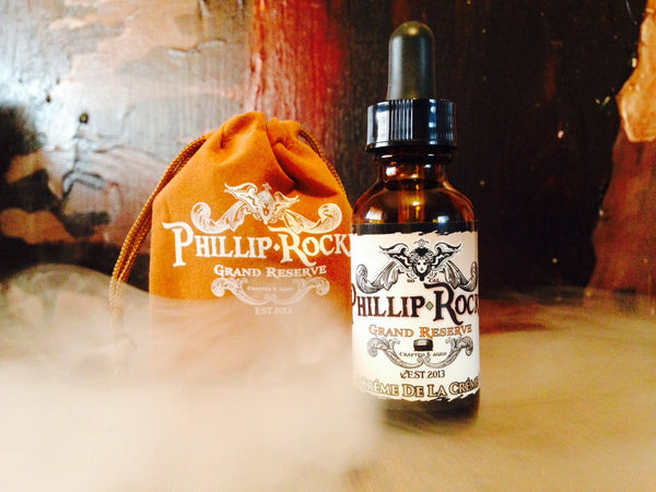Phillip Rocke Grand Reserve |<br>Crème De La Crème [10th batch] | eJuice | VapeCave | Australia
