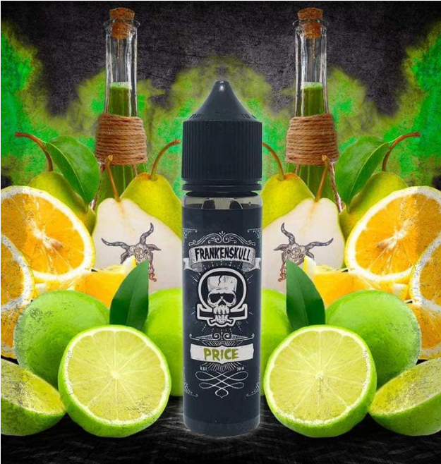 Price |<br> by FrankenSkull E-Liquid