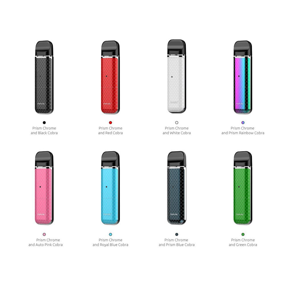 Smok Novo Kit | <br>  (Prism Chrome)