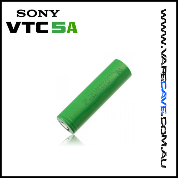 VTC5A 18650 2600mAh | <br> by Sony | Battery | VapeCave | Australia