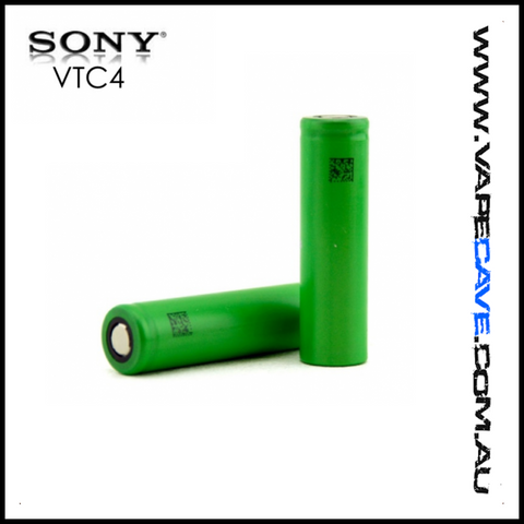 Sony VTC4  18650  2100mAh | <br>High-drain Battery 30A