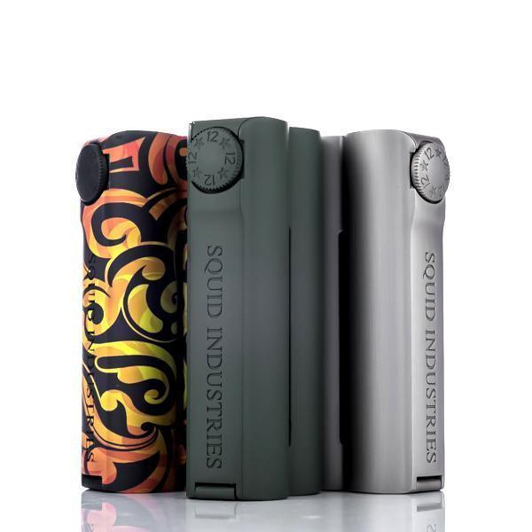 Double Barrel v3 150w |<br> by Squid Industries - Wholesale Vape Supply | E-Liquids | Mods | Electronic Cigarettes Drip Cave®