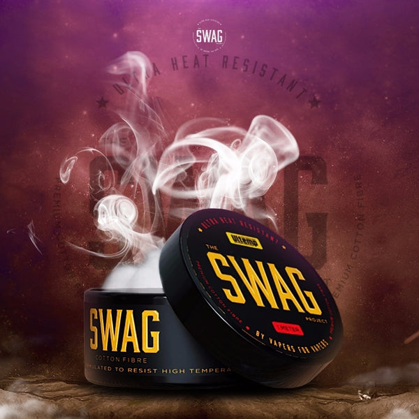 The Swag Supreme | ultra heat <br> | resistant Cotton Wick