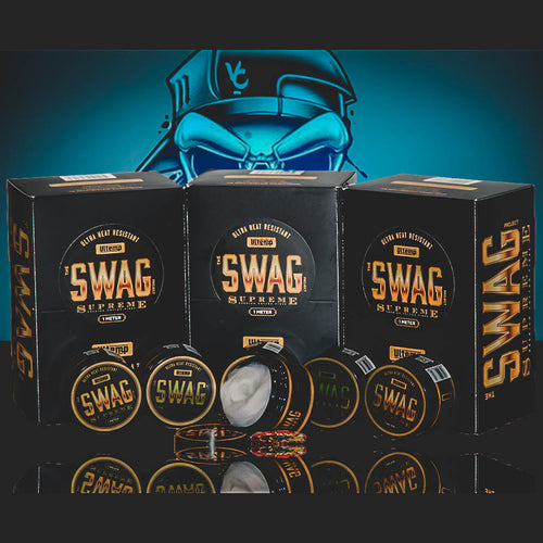 The Swag Project | ultra heat <br> | resistant Cotton Wick