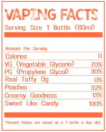 I Love Taffy - 60ml |  <br>Mad Hatter Juice - Wholesale Vape Supply | E-Liquids | Mods | Electronic Cigarettes Drip Cave®