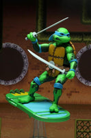 NECA TMNT Turtles in Time - LEONARDO