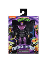 NECA TMNT Turtles in Time - FOOT SOLDIER
