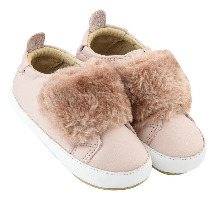 Old Soles Girl's Bambini Pet Shoes, Pink