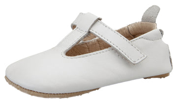 Old Soles Girl's 0018R ohme-Bub Shoes - Nacardo Blanco