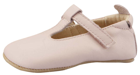 Old Soles Girl's Omhe-Bub, Powder Pink