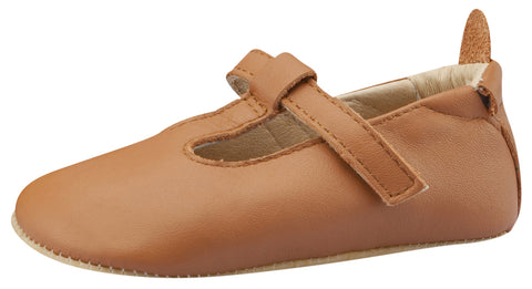 Old Soles Girl's Omhe-Bub, Tan