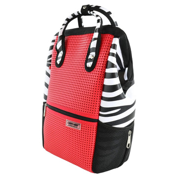 Light + Nine Zebra Tweeny Backpack