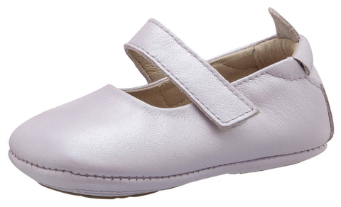 Old Soles Girl's 022 Nacardo Pastel Leather Gabrielle Mary Jane