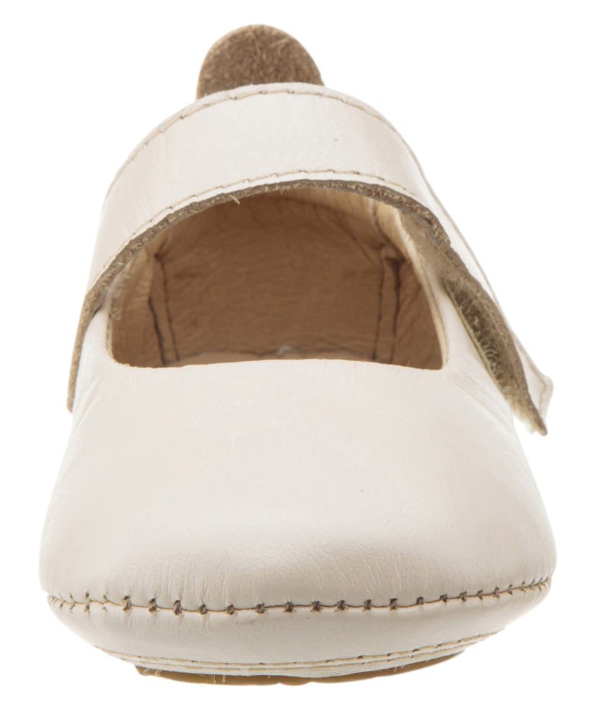 Old Soles Girl's Gabrielle Mary Jane, Pearl