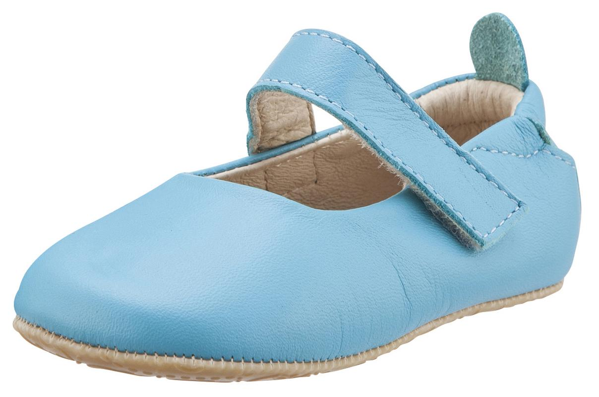 Crib Mary Baby Turquoise Soles Blue Old Gabrielle Leather Jane Soft Walker Girl's Shoes PkN8n0wOX