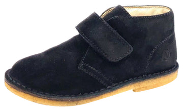 Naturino Boy's and Girl's Chukka Boots, Nero Black Suede
