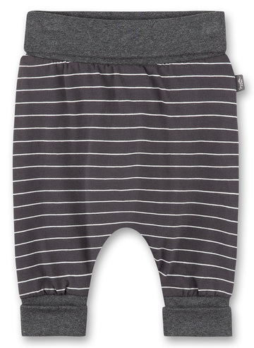 Sanetta Grey Stripe Pants