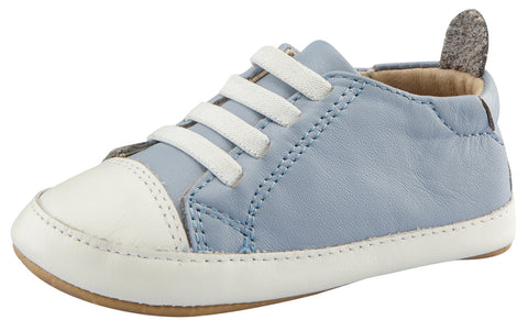 Old Soles Boy's Eazy Jogger, Dusty Blue