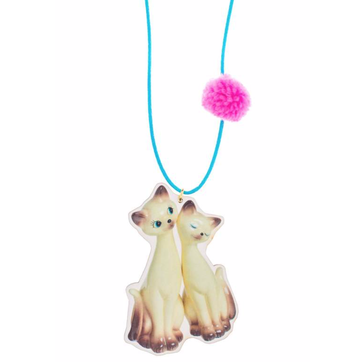 Gunner & Lux I am Siamese Necklace