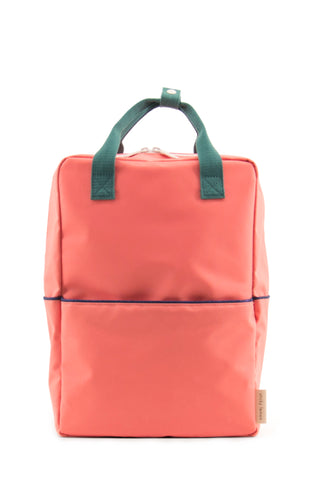 Sticky Lemon Large Backpack, Peachy Pink