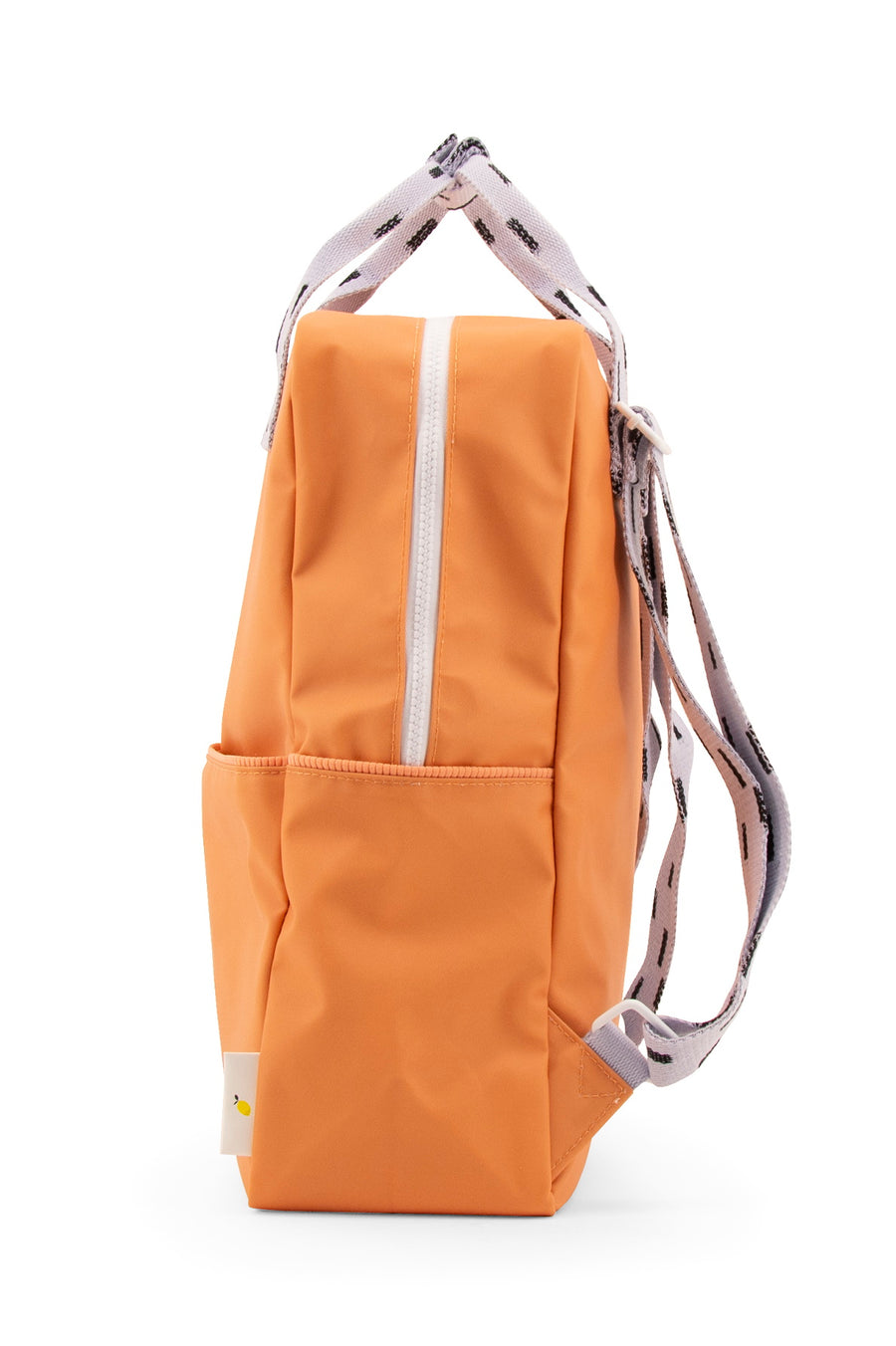 Sticky Lemon Sprinkles Collection Large Backpack, Apricot Orange/Lavender/Lemonade Pink