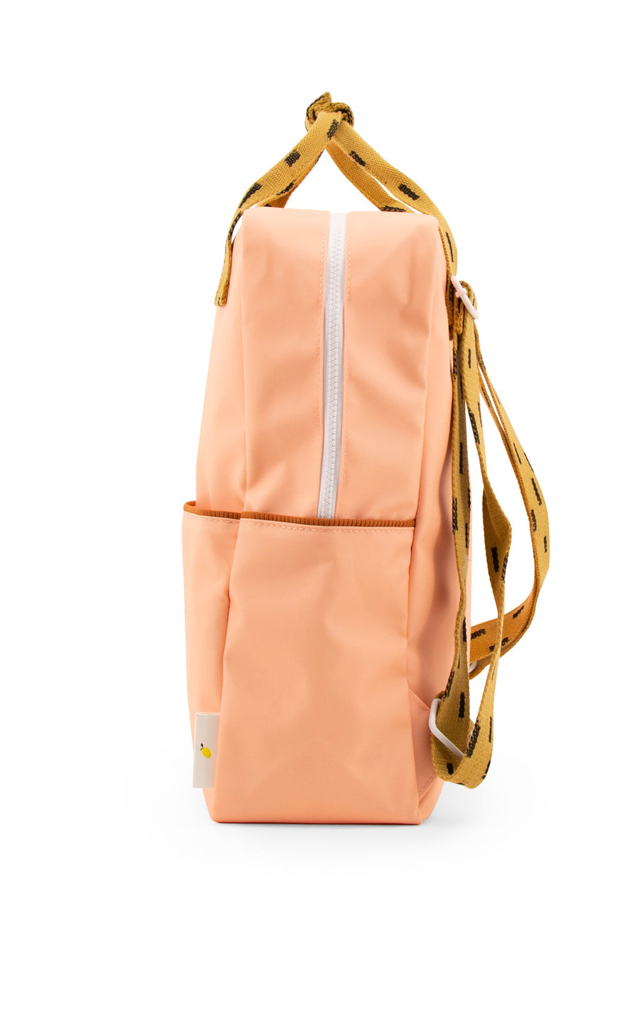 Sticky Lemon Sprinkles Collection Large Backpack, Lemonade Pink/Panache Gold/Apricot Orange